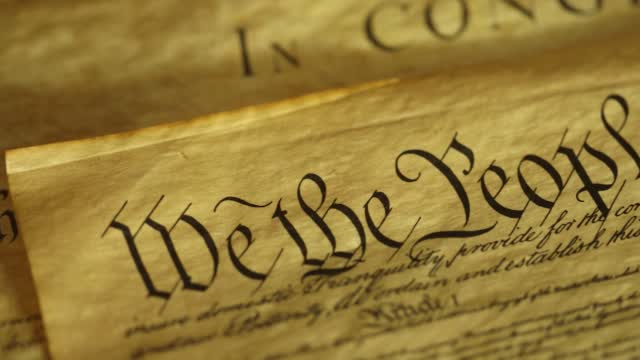 Most Americans Don't Know What's In The Constitution: 'A Crisis Of Civic Education'