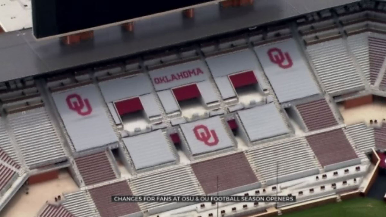 What You Need To Know Before Heading Out To OU, OSU Games This Weekend