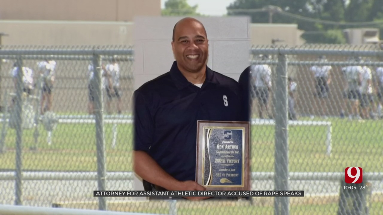Shawnee Assistant Athletic Director Resigns Amid Allegations Of Sexual Misconduct