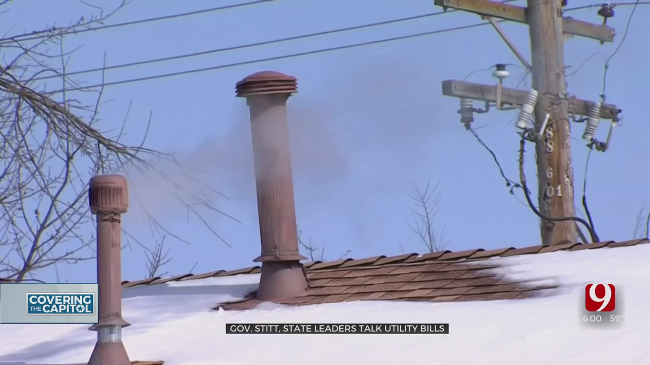 State Leaders United In Effort To Mitigate Utility Bill Spike After Historic Winter Weather