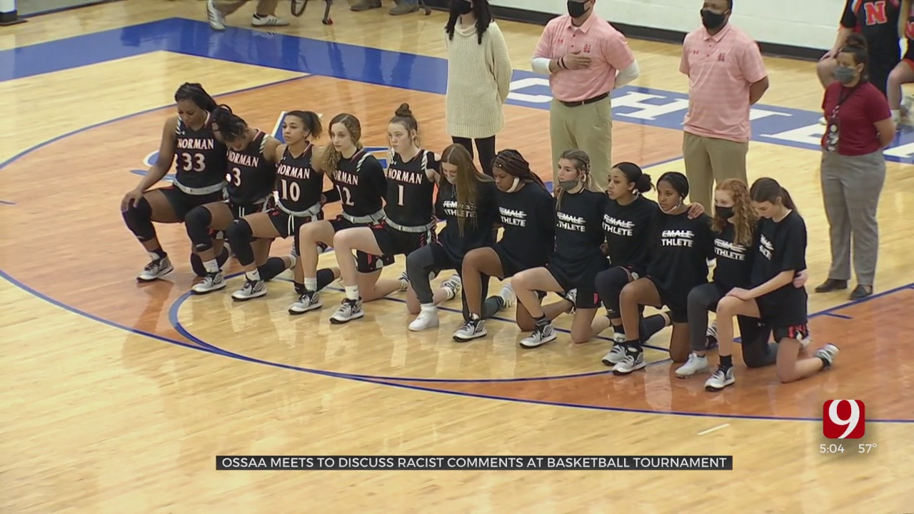 Norman Superintendent, OSSAA Meet To Discuss Racist Comments At State Basketball Tournament