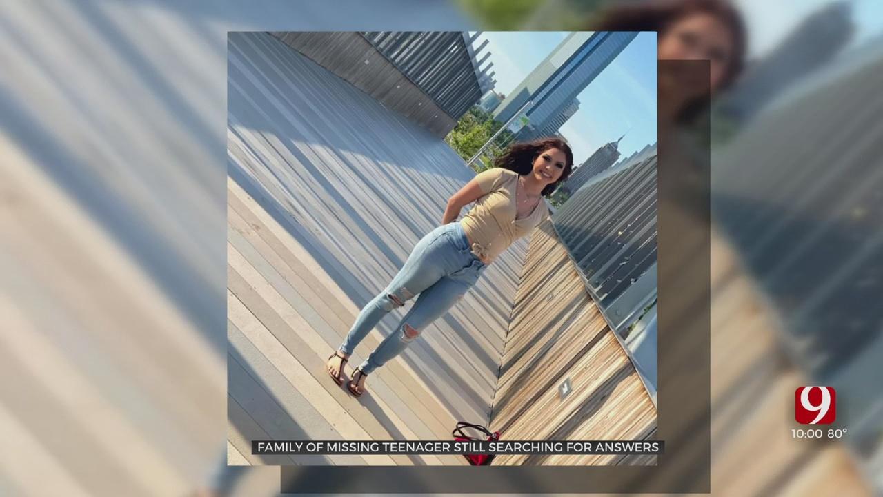 Family, Friends, Still Searching For OKC Teen, Presumed Dead