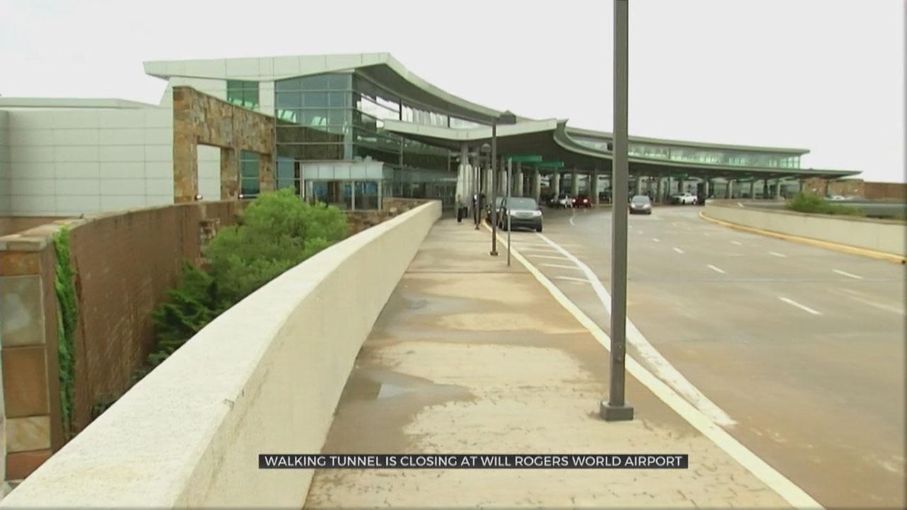 Pedestrian Tunnel Closing At WRWA Until Sumer 2021