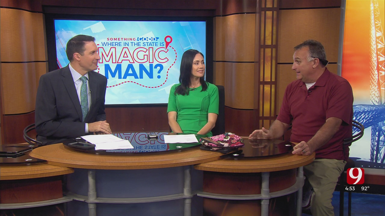 Where In The State Is Magic Man?: June 9, 2021