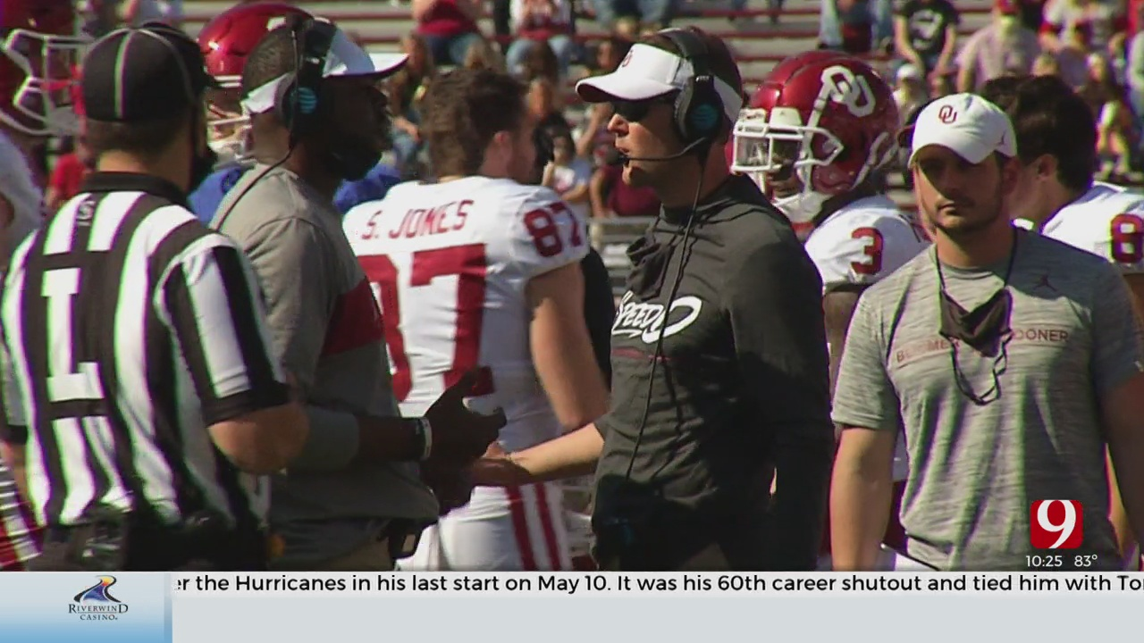 News 9 Sports Director Dean Blevins Gives Big 12 Media Day Preview