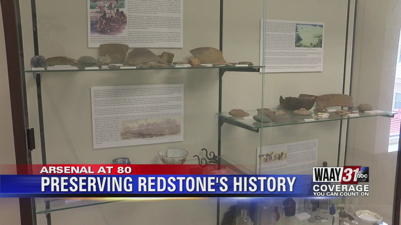 Image for Arsenal at 80: Preserving Redstone's History
