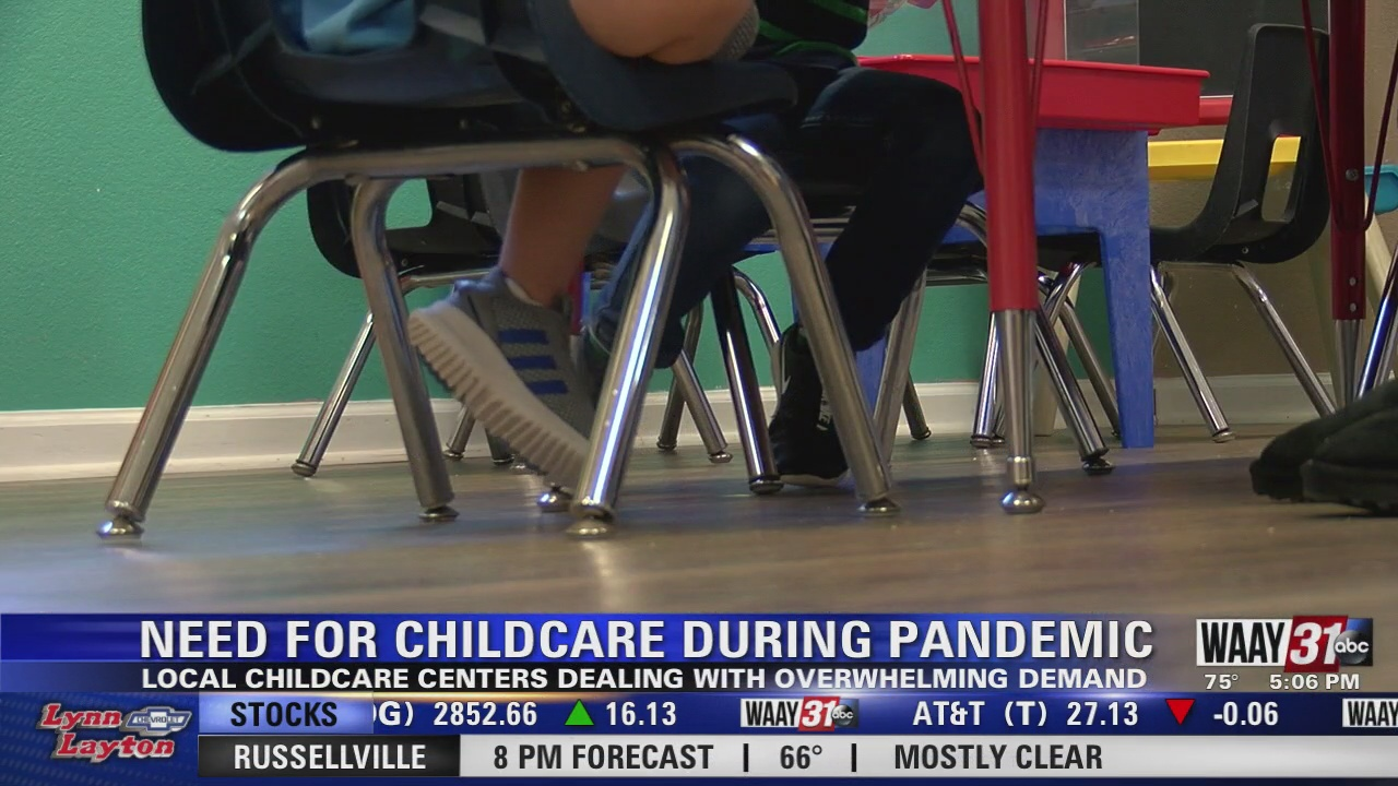 Image for Need for Childcare During Pandemic