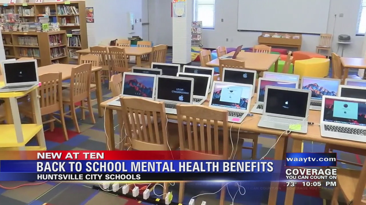 Image for Back to School Mental Health Benefits