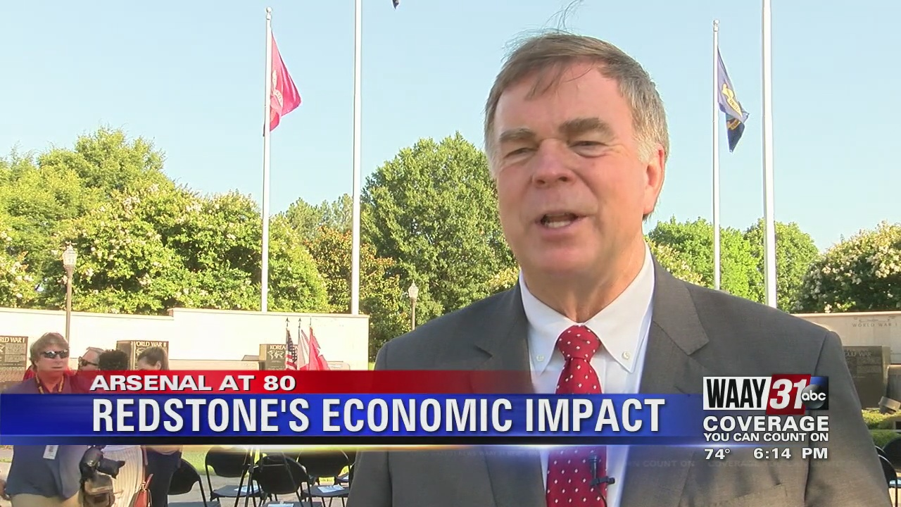 Image for Redstone Arsenal's economic impact strong in North Alabama