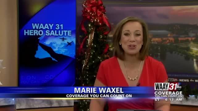 Image for WAAY 31 Hero Salute: Betsy Burkhart