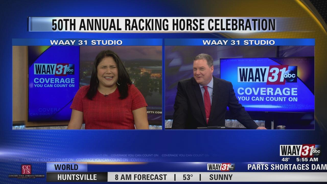 Image for Racking Horse Celebration