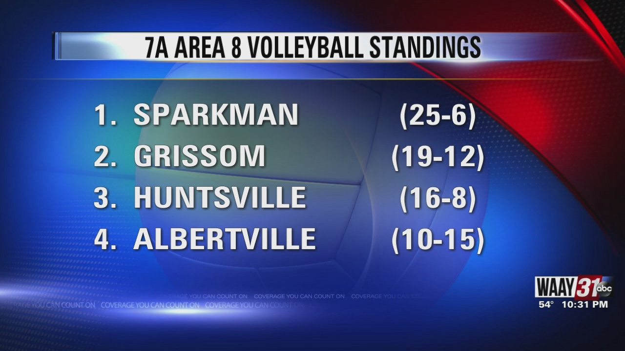 Image for Sparkman volleyball wins on senior night 3-2