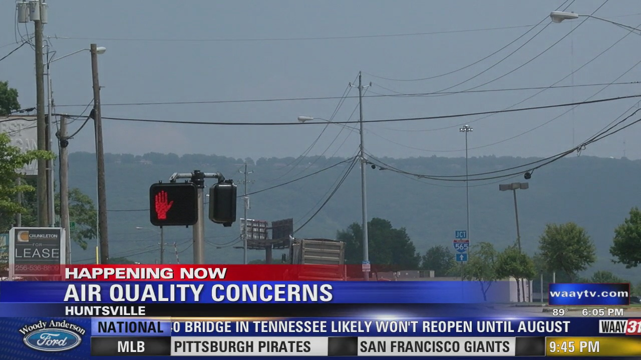 Image for Local Air Quality Concerns