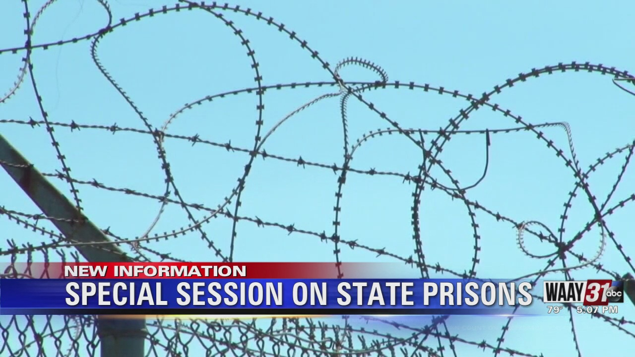 Image for Special Session on State Prisons
