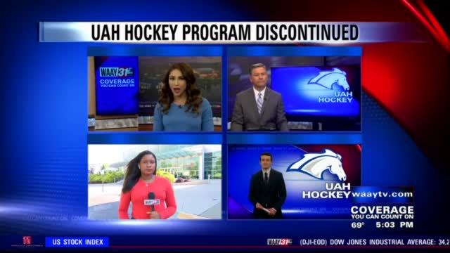 Image for Fans saddened by UAH hockey program being suspended