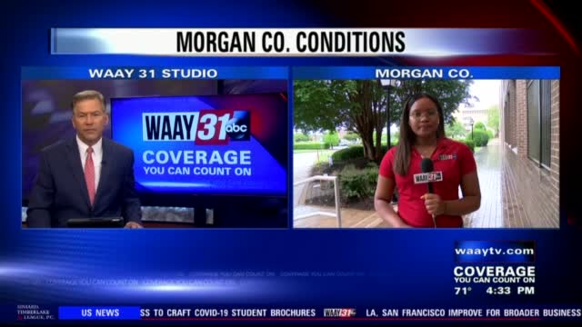 Image for Emergency Management Agency prepares for storms in Morgan County