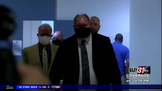 Image for Lead investigator testifies at Huntsville murder trial