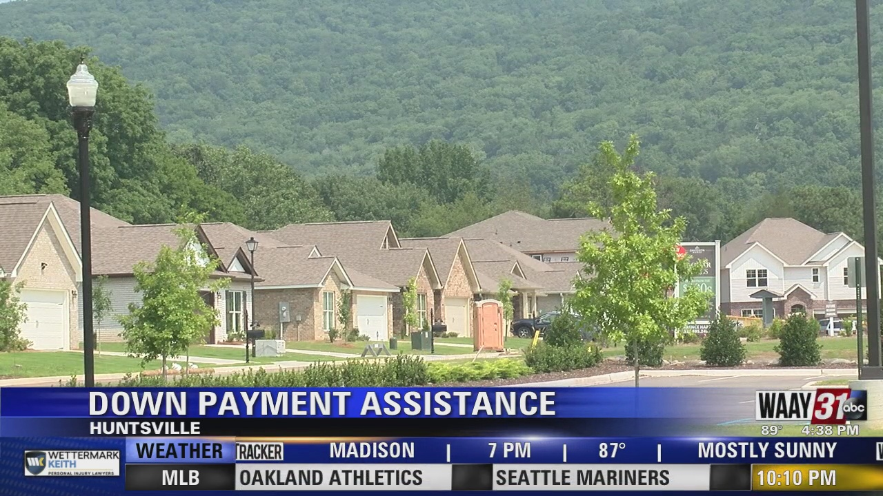 Image for Huntsville's Down Payment Assistance Program helping homebuyers