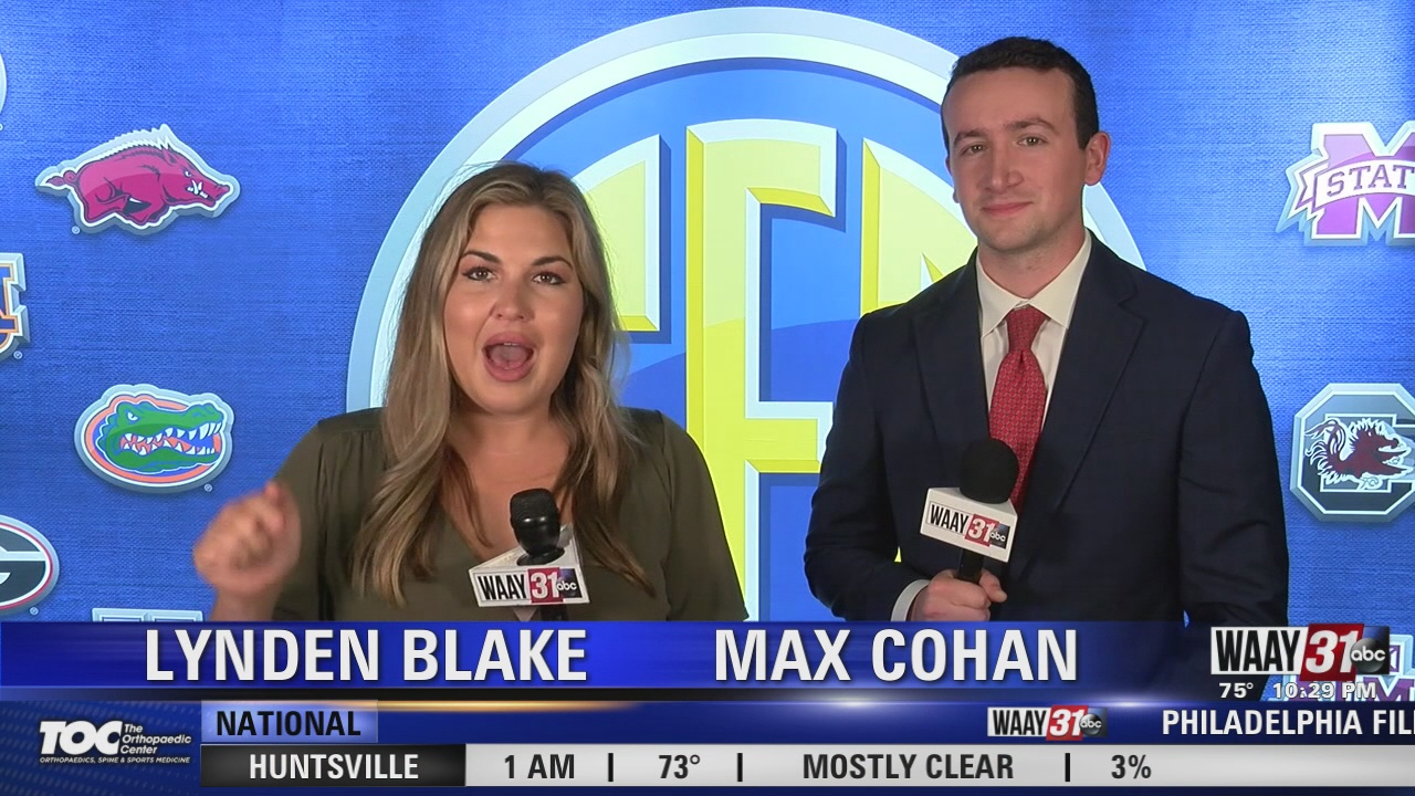 Image for Day 4 of SEC Media Days