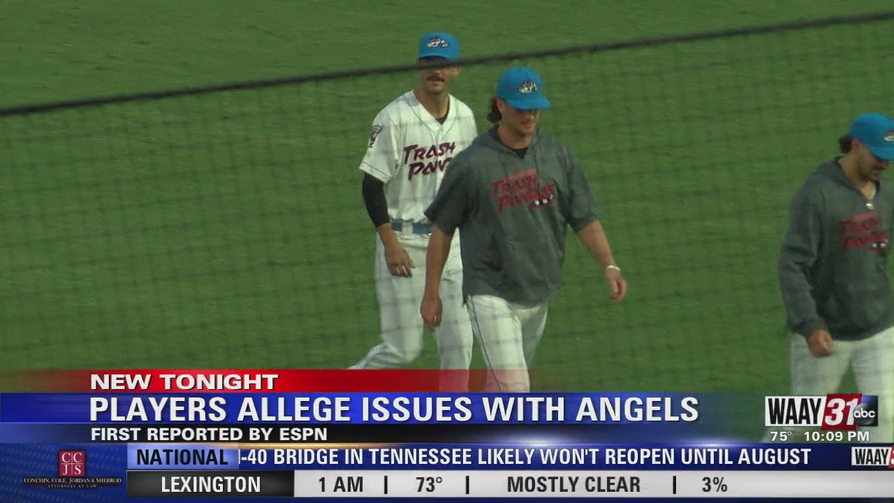 Image for Players Allege Issues with Angels
