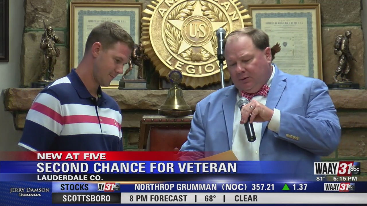 Image for Second Chance for a Veteran