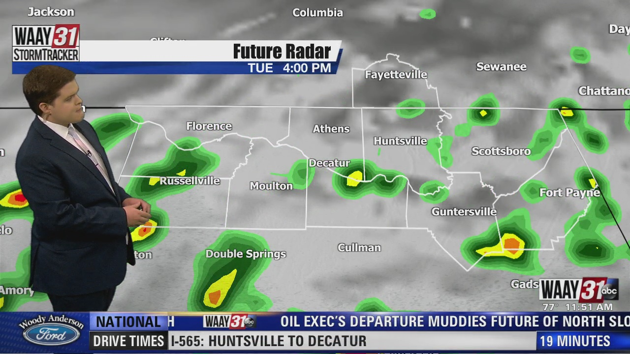 Image for Carson's Tuesday Midday Forecast 7/20