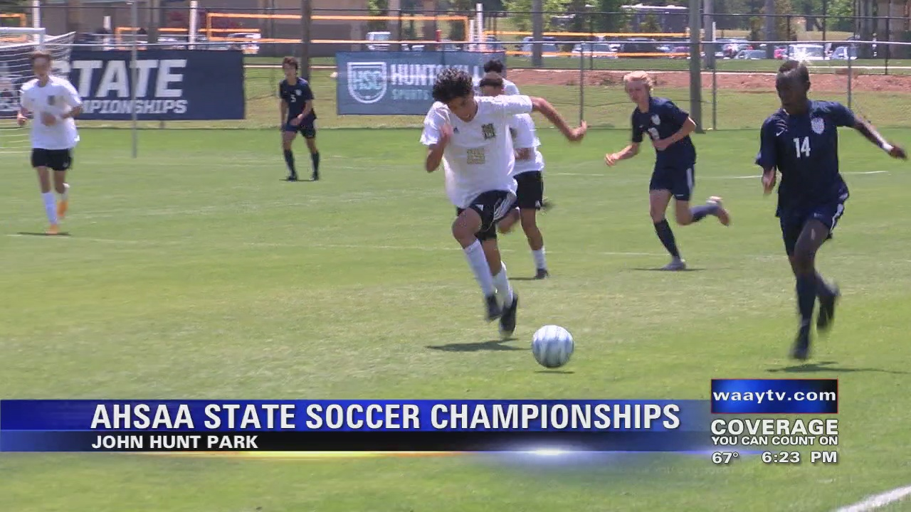 Image for AHSAA State Soccer Championships happening this weekend