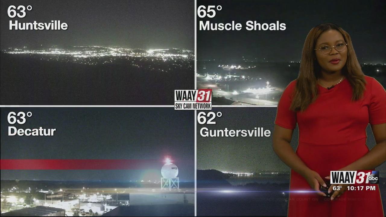 Image for Ashley Sunday Night Forecast