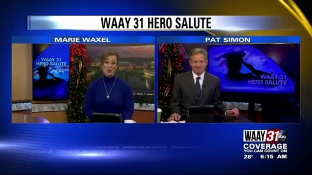 Image for WAAY 31 Hero Salute: Jack Ashley