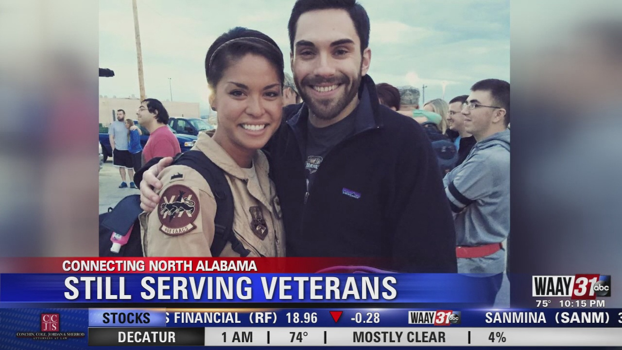 Image for Connecting North Alabama: Still Serving Veterans