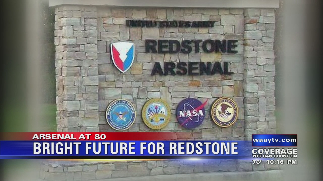 Image for Arsenal at 80: A bright future for Redstone