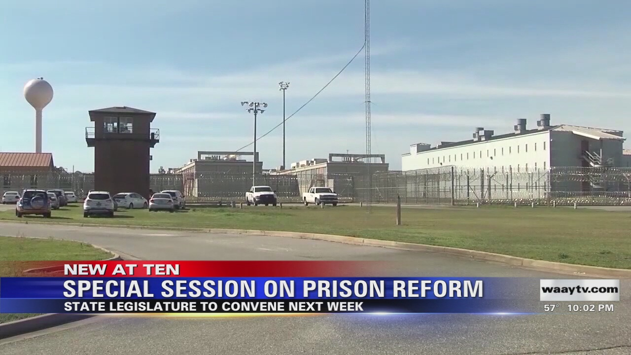 Image for Special Session on Prison Reform