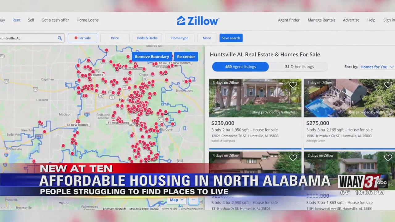 Image for Affordable Housing In North Alabama