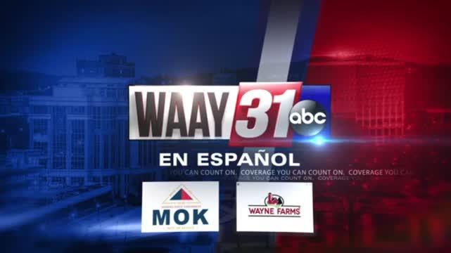 Image for WAAY 31 en español 13 de enero