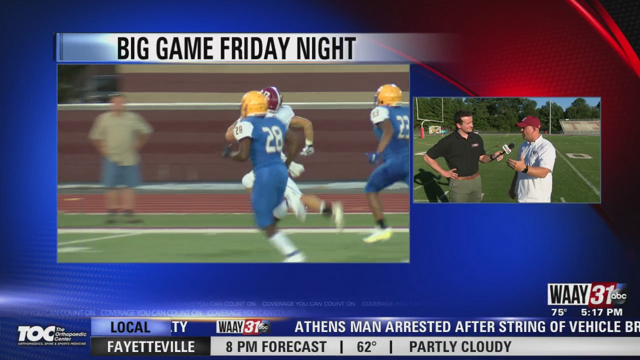 Image for Big Game of the Week Preview