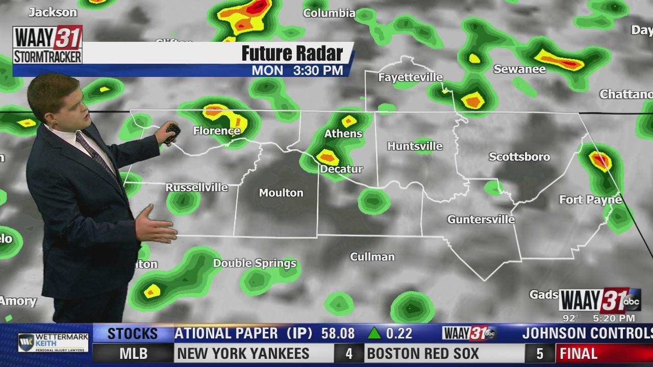 Image for Carson's Sunday Evening Forecast 7/25