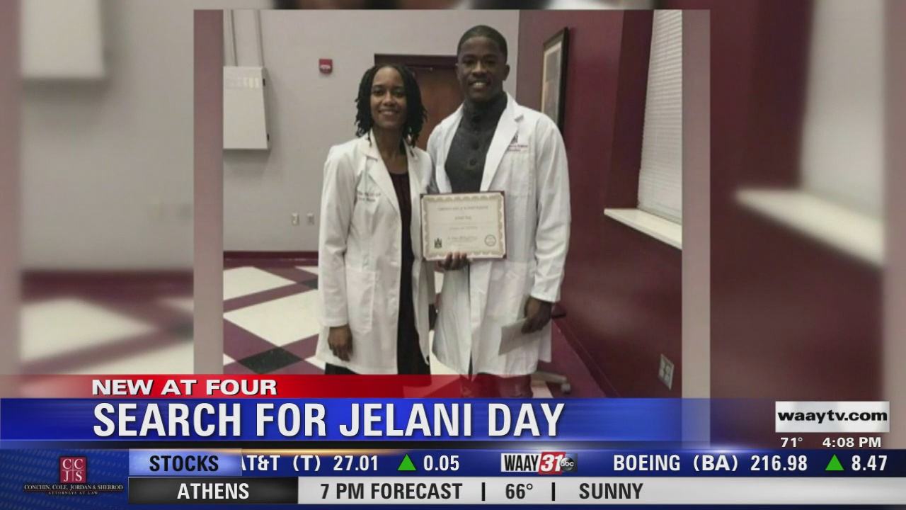 Image for Search continues for Alabama A&M's Jelani Day