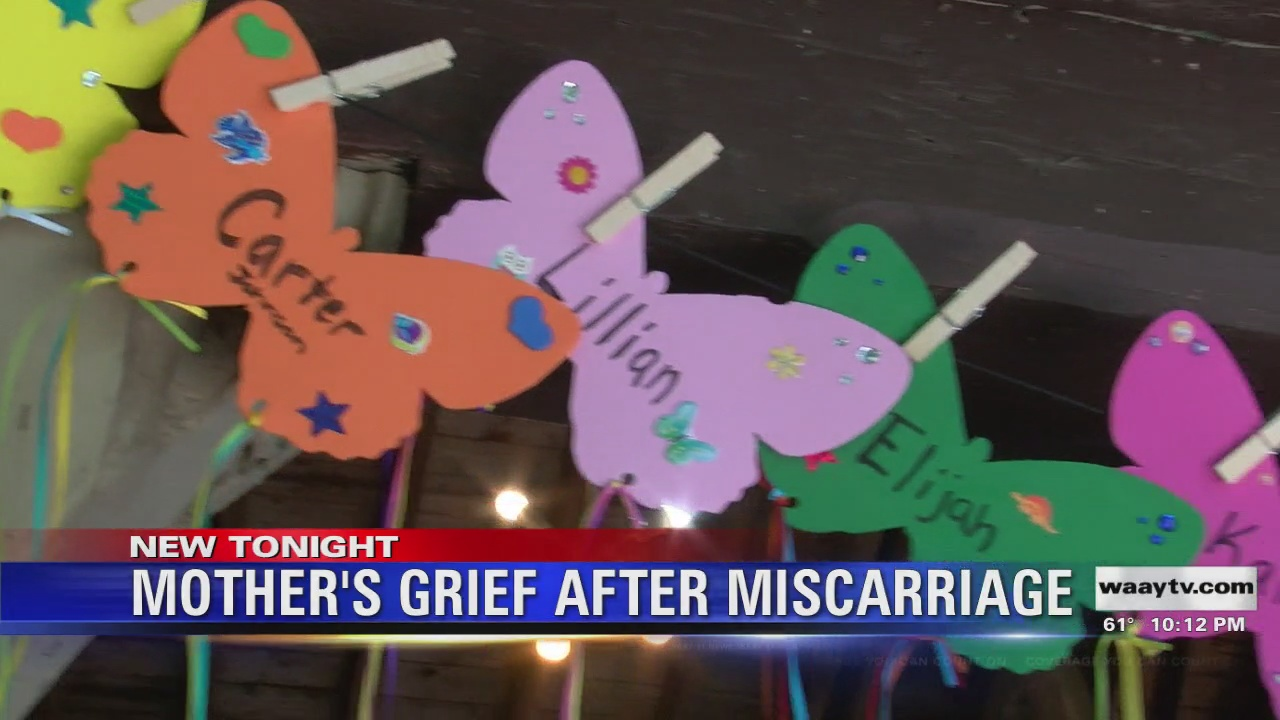 Image for Mother's Grief After Miscarriage