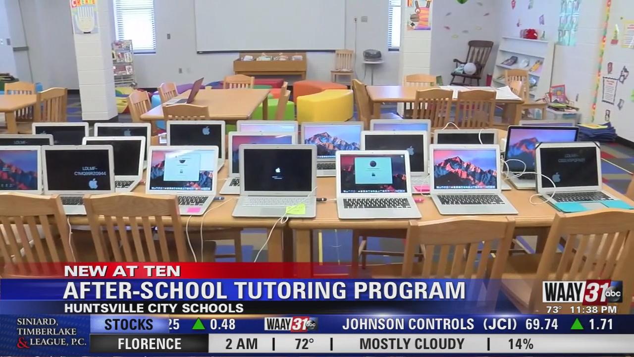 Image for After-School Tutoring Program