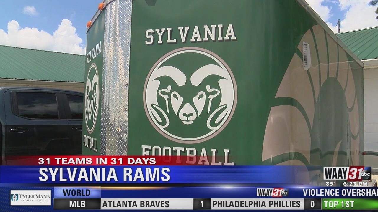 Image for 31 teams in 31 days: Sylvania