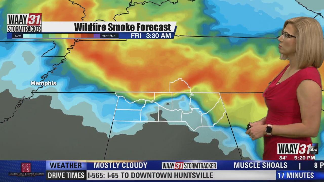 Image for Kate's Thursday Evening Forecast