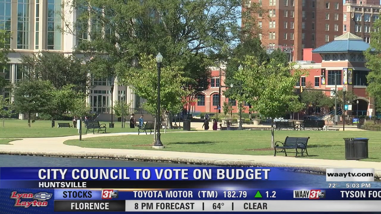Image for City Council To Vote On Budget