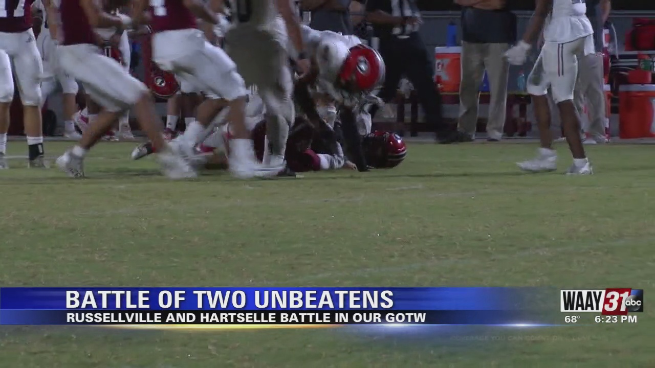Image for Big Game Friday Night Game of the Week Preview: Russellville at Hartselle