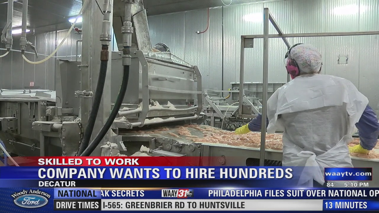 Image for Wayne Farms has 500 jobs available, offering a $1,500 signing bonus at Decatur, Albertville plants
