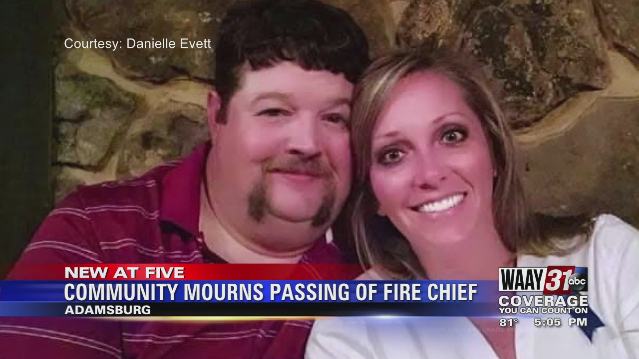 Image for Adamsburg Community Mourns Passing of Fire Chief