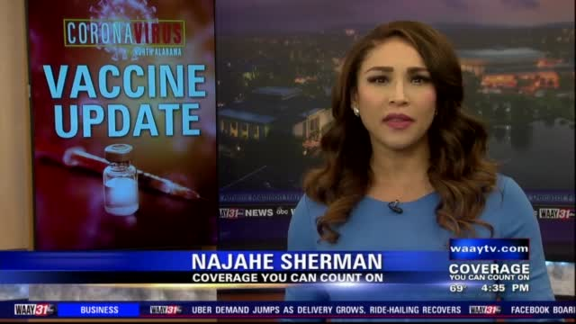 Image for North Alabama doctors discuss potential effect of coronavirus vaccine on menstruation
