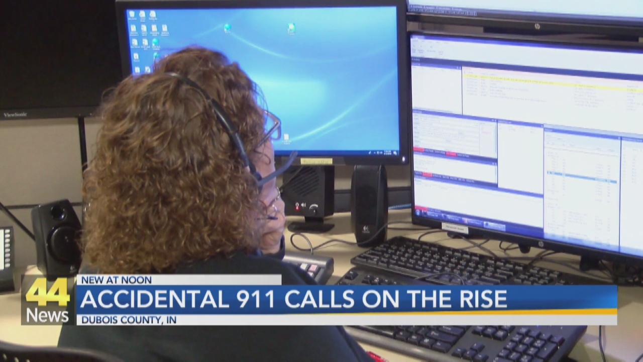 Image for Dubois Co. Sheriff Gives Tips on Preventing and Handling Accidental 911 Calls