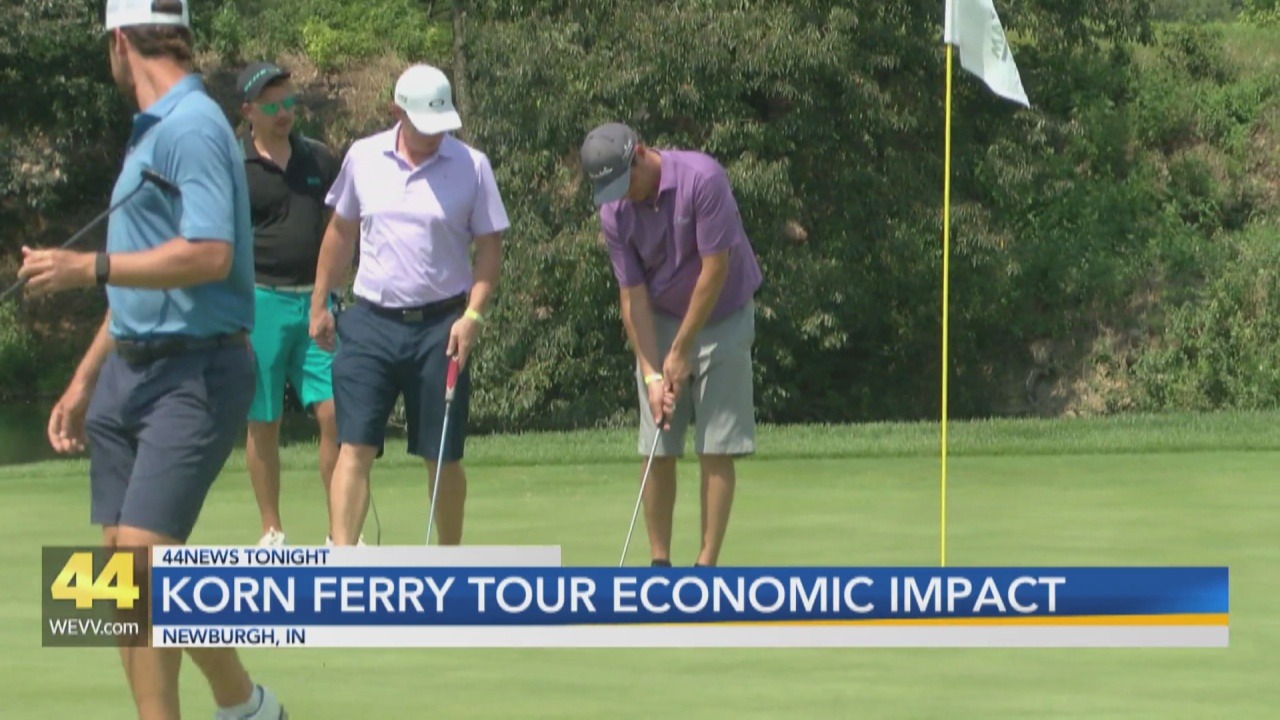 Image for Korn Ferry Tour Championship Expected to Bring $10 Million+ to Local Economy