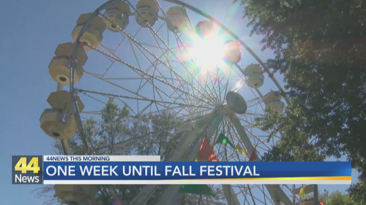 Image for West Side Nut Club Fall Festival Set to Begin in One Week