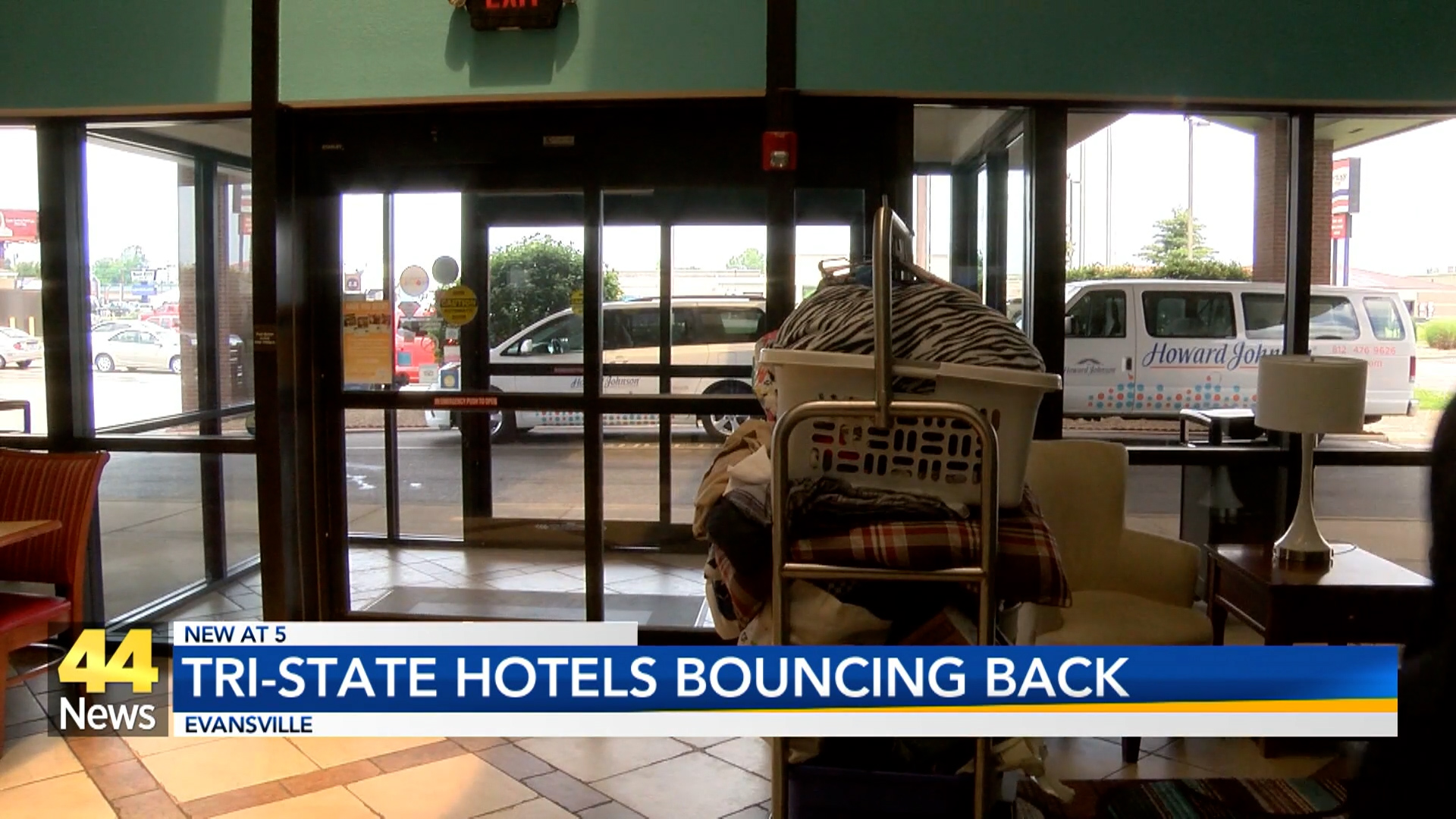 Image for Tri-State Hotels Are Bouncing Back